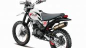New Hero Motocorp Xpulse 200 Rally Edition Left Re