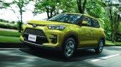 Toyota Raize Exterior Front Quarters