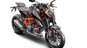 2020 Ktm 1290 Super Duke R Black Right Front Quart