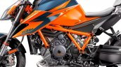 2020 Ktm 1290 Super Duke R Orange Chassis And Fuel