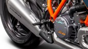 2020 Ktm 1290 Super Duke R Orange Footpeg