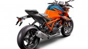2020 Ktm 1290 Super Duke R Orange Right Rear Quart