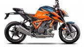 2020 Ktm 1290 Super Duke R Orange Right Side