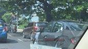 Hyundai Xcent 2nd Gen Spied
