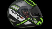 Mavox Fx Series Helmets Green Right Side