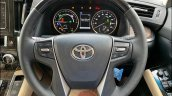 Toyota Vellfire Luxury Mpv Metre Console