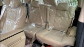 Toyota Vellfire Luxury Mpv Rear Seats