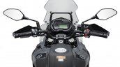 2020 Benelli Trk 502 Anthracite Grey Cockpit