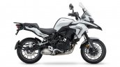 2020 Benelli Trk 502 White Right Side