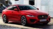 Jaguar Xe Facelift Front Quarters 1c0f