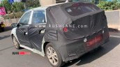 2020 Hyundai I20 Rear Three Quarters Spy Photo