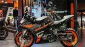 2020 Ktm Rc 125 Showcased At Eicma Left Side