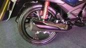 Bs Vi Honda Sp 125 Launched In India Rear Wheel Be