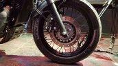 Jawa Perak Fuel Wheel