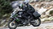 2020 Kawasaki Z1000sx With Saddle Bags Metallic Gr