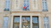 Peugeot E Ludix Joins Palais De Lelysee Fleet Fron