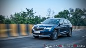 Skoda Kodiaq Scout Exterior Dynamic Front Quarters