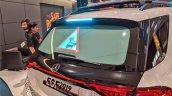 Mercedes Benz Esf 2019 Rear Glass