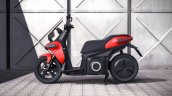 Seat E Scooter Concept Left Side