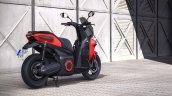 Seat E Scooter Concept Right Rear Quarter