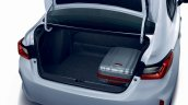 2020 Honda City Boot Lid 1
