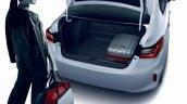 2020 Honda City Boot Lid 2