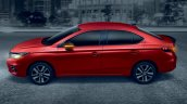 2020 Honda City Rs Exteriors Side Body 2