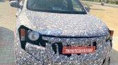 2020 Mahindra Xuv500 Dashboard Spied 3 Iab