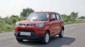 Maruti S Presso Images Action Front Three Quarters