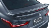2020 Honda City Modulo Accessories Spoiler Bddf