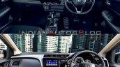 2020 Honda City Vs 2017 Honda City Interior 3 169c