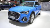 Audi Q3 Sportback Exteriors 2019 Thai Motor Expo 1