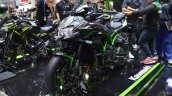 2020 Kawasaki Z H2 Thai Auto Expo Left Front Quart