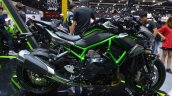 2020 Kawasaki Z H2 Thai Auto Expo Right Side