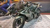 Bajaj Pulsar Rs200 Grey Front Three Quarter 1