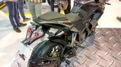 Bajaj Pulsar Rs200 Grey Rear Three Quarter