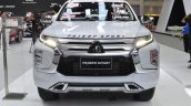 Mitsubishi Pajero Exteriors Front 2019 Thai Motor