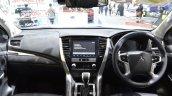 Mitsubishi Pajero Interiors Cabin 2019 Thai Motor