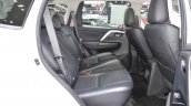 Mitsubishi Pajero Interiors Seats 2019 Thai Motor