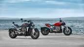 Triumph Rocket 3 Press Images Gt And R Right Side