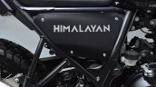2020 Royal Enfield Himalayan Rock Red Closeup