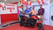Bs Vi Hero Splendor Ismart Deliveries Start 2 B002