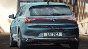 Hyundai I20 Rear 2020