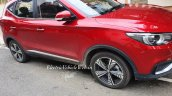 Indian Spec Mg Zs Ev Profile Spy Photo