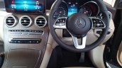 New Mercedes Glc Facelift Dashboard Driver Side
