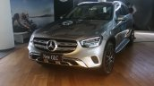 New Mercedes Glc Facelift Front Three Quarters