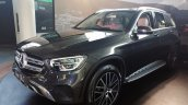 New Mercedes Glc Facelift Front Three Quarters Lef