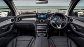 New Mercedes Glc Facelift Interior Dashboard