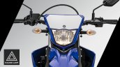 New Yamaha Wr 155r Headlight