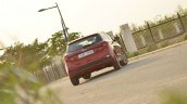 2018 Hyundai I20 Facelift Review Rear Angle Far